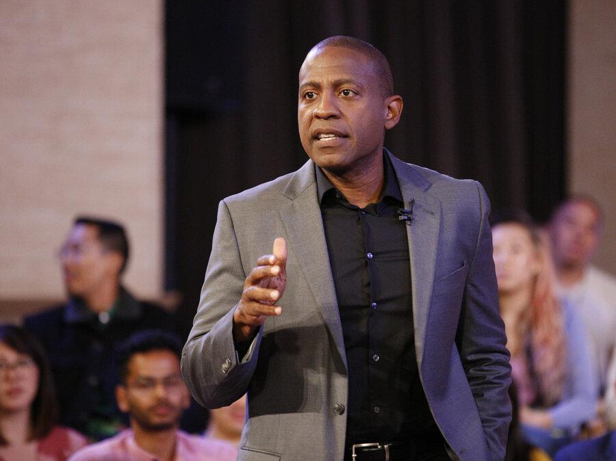 Ozy Media co-founder Carlos Watson